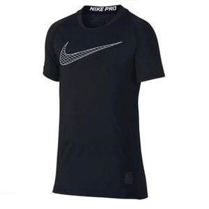 NWT NIKE Boys' Fitted Pro Shirt